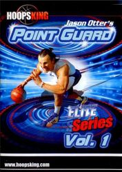 Jason Otter. Point Guard Elite Series. Vol. 1 - Basketball DVD