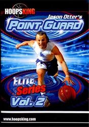 Jason Otter. Point Guard Elite Series. Vol. 2 - Basketball DVD