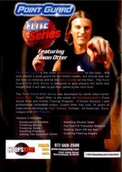 Jason Otter. Point Guard Elite Series. Vol. 3 - Basketball DVD