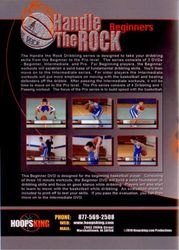 Jason Otter. Handle The Rock. Beginners - Basketball DVD