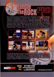 Jason Otter. Handle The Rock. Pro - Basketball DVD