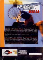 Alan Stein MVP Maximum Vertical Potential 2.0 Sprungkraft Basketball DVD