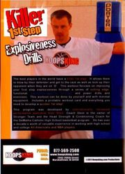 Alan Stein. Killer 1st Step. Explosiveness Drills - Basketball DVD