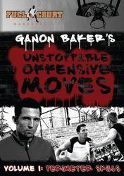 Ganon Baker Unstoppable Offensive Moves 1: Perimeter - Basketball DVD