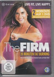 The FIRM: 20 Minuten Fat Burning (DVD)
