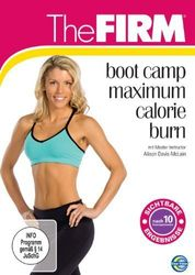 The FIRM: boot camp maximum calorie burn (DVD)