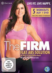 The FIRM: Flat Abs Solution (DVD) mit Rebekah Sturkie