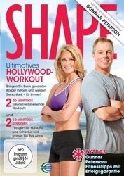 SHAPE: Ultimatives Hollywood Workout (DVD)