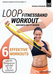 1x1 Sport Loop Fitnessband Workout DVD