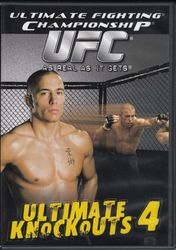 UFC - Ultimate Knockouts 4 (DVD)