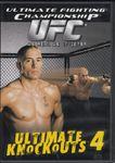 UFC - Ultimate Knockouts 4 (DVD)