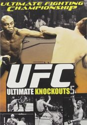 UFC - Ultimate Knockouts 5 (DVD)