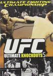 UFC - Ultimate Knockouts 5 (DVD)