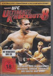 UFC - Ultimate Knockouts 8 (DVD)