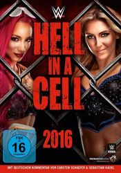 WWE Wrestling - Hell in a Cell 2016 (DVD)