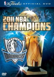 NBA Champions 2011 Dallas Mavericks Basketball DVD