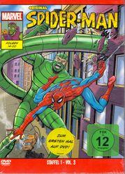 Original Spiderman Staffel 1 Volume 3 - DVD