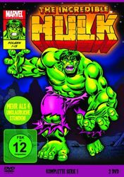 Marvel The Incredible Hulk - Die Komplette Staffel 1 von 1996 (2-DVD-Set)