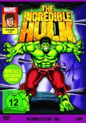 Marvel The Incredible Hulk - Die Komplette Serie 1982 (2-DVD-Set)