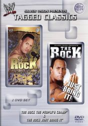 WWE Wrestling: Tagged Classics - The Rock Just Bring it & The People's Champ (2-DVD-Set)