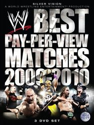 WWE Wrestling Best Pay Per View Matches 2009-2010 3-DVD-Set