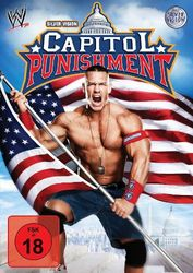WWE Wrestling - Capitol Punishment (DVD)