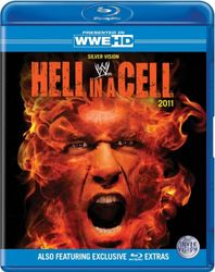 WWE Wrestling - Hell In A Cell 2011 (Blu-ray Disc)