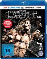 WWE Wrestling - No Way Out 2011 (Blu-ray Disc)