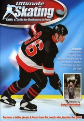 Ultimate Skating Volume 1 Eishockey instructional Lehr DVD