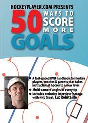 Hockey Player Magazine 50 Ways To Score More Goals Eishockey instructional DVD