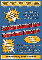 Skinner Hockey Stickhandling Beyond Belief Eishockey instructional 5-DVD-Set