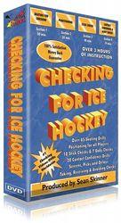 Sean Skinner Checking For Ice Hockey Eishockey instructional 2-DVD-Set