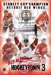 2002 NHL Stanley Cup Champions Detroit Red Wings Eishockey DVD