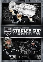 2014 NHL Stanley Cup Champions Los Angeles Kings Eishockey DVD