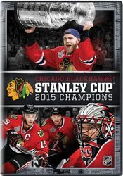 2015 NHL Stanley Cup Champions Chicago Blackhawks Eishockey DVD