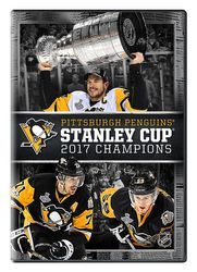 2017 NHL Stanley Cup Champions Pittsburgh Penguins Eishockey DVD