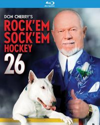 Hockey Night 2014 Don Cherry #26 NHL Eishockey codefree Blu-ray
