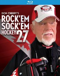 Hockey Night 2015 Don Cherry #27 NHL Eishockey codefree Blu-ray
