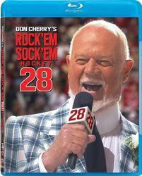 Hockey Night 2016 Don Cherry #28 NHL Eishockey codefree Blu-ray