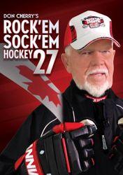 NHL Hockey Night 2015 Don Cherry #27 Eishockey codefree DVD