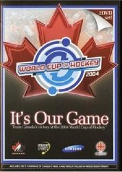 It's Our Game 2004 Worldcup of Hockey Eishockey Weltmeisterschaft 2-DVD-Set