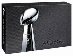 NFL American Football The Ultimate Super Bowl Collection 23-DVD-Set