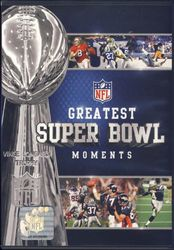 NFL Football Greatest Super Bowl Moments I-XLV 1-45 DVD