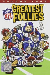 NFL Football Greatest Follies Volume 4 Bloopers DVD