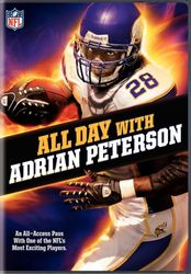 NFL Football ALL DAY with Adrian Peterson DVD