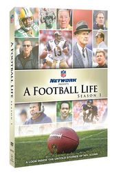 A Football Life Season 1 NFL American Football 4 DVD Set