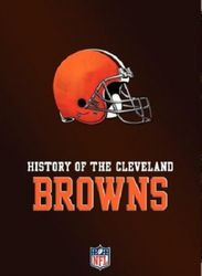 Cleveland Browns Team History NFL Football 2-DVD-Set