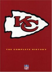 Kansas City Chiefs Team History NFL Football 2-DVD-Set