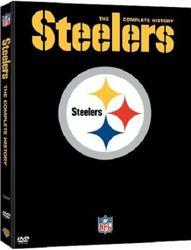 Pittsburgh Steelers Team History NFL Football 2-DVD-Set