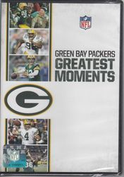 NFL Greatest Moments Green Bay Packers Football DVD